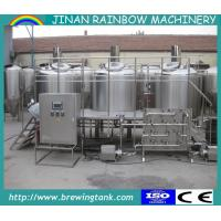 Wholesale 1000l electric heating beer brewing equipment,draft beer machine,brewery machine from china suppliers