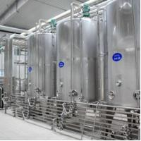 China SUS304 / 316L Dairy Processing Plant Pasteurized Milk Processing Line 1 Year Warranty on sale