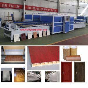High Quality PVC Vacuum Membrane Press Machine KC2800A