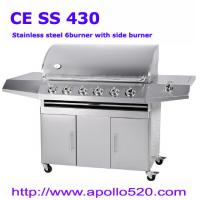 Wholesale 6-burner SS BBQ from china suppliers