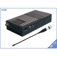 Buy cheap 12V NLOS HDMI COFDM Long Range Wireless Transmitter With 30dBm Power Output from wholesalers