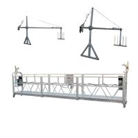 Wholesale 220V / 60 HZ / 3 Phase ZLP630 Suspended Cradle Aluminum Alloy - 6m from china suppliers