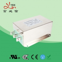 Wholesale Inverter Input Output Low Pass 500VAC 3 Phase EMI Filter from china suppliers