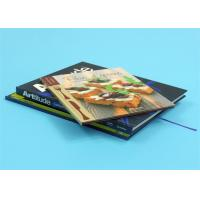 Wholesale 3mm Greyboard Coated Hardcover A4 Book Printing with Gold Stamping from china suppliers