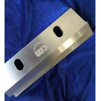 Wholesale High Precision Plastic Granulator Blades HRC 56-58 Hardness Wear Resistance from china suppliers