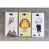 Wholesale Shockproof Full Color Smartphone Protective Cases For Huawei G730 OEM from china suppliers