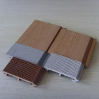 Wood Composite Panel : Outdoor wood plastic composite decking flooring wpc wall