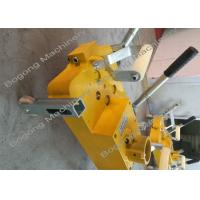 China Hidden Joint Auxiliary Machinery Electric Seamer For Metal Roofing Panel on sale