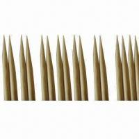 Wholesale Round Natural Hard Bamboo Skewers from china suppliers