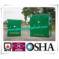 Wholesale Outdoor Chemical Storage Cabinets Safety Flammable Locker For Pesticide from china suppliers