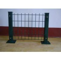 Wholesale Bending Barrier Wire Fence / Park Fence Barricade / Fence With Triangle Bends from china suppliers