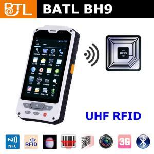 Wholesaler BATL BH9 built-in GPS Sunlight Readable rfid card reader