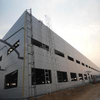 Wholesale Prefab Workshop Steel Fabrication Construction with Nice Quality from china suppliers
