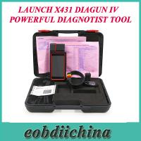 Wholesale Launch X431 Diagun IV Diagnotist Tool Car Code Scanner with Mutilanguage from china suppliers