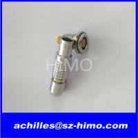 Buy cheap lemo 1B 5 pin FGG EGG electrical wire connector from Wholesalers