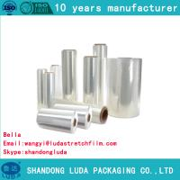Wholesale LLDPE Plastic Pallet Wrap Cling Film pre stretch 280% made in china from china suppliers
