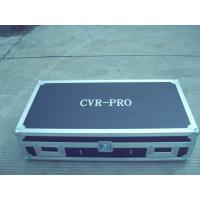 Flight Case, Material is of Aluminum With Good Wood, Black Color For Audio And Light, Wood Color Can Be Requested