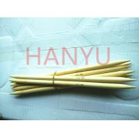 Double Point Knitting Bamboo Needles , china manufacturer with good quality