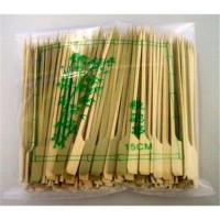 Wholesale Bamboo skewers,fork,and stick from china suppliers
