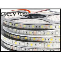 China Flexible LED Strip Lighting Waterproof , Outdoor Decoration Dimmable LED Strip Lights on sale