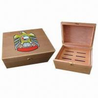 Wholesale Cigar Humidor/Box, Measures 351x252x168mm from china suppliers
