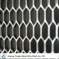 Wholesale Hexagonal Expanded Metal Mesh |Raised Type by Stainless Steel/Carbon Steel/Aluminum from china suppliers
