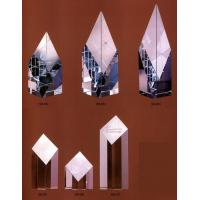 Wholesale crystal coporate awards from china suppliers