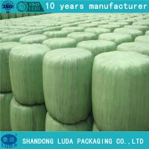China Luda 1800m width silage wrap film on sale