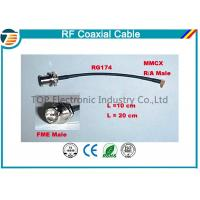 Wholesale High Performance Male Female Rf Coaxial Cable RG174 With MMCX Connector Series from china suppliers