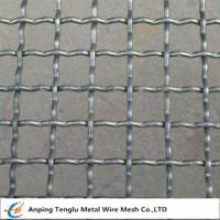 Wholesale Intermediate Crimped Wire Mesh|SS304 Intercrimp Woven Mesh For Construction from china suppliers