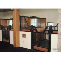 Wholesale Metal Miniature Prefabricated Horse Stalls, European Classic Equine Stalls from china suppliers
