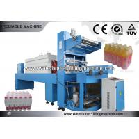 Wholesale 20 Kw Plastic Shrink Film Bottle Packing Machine , Stretch Wrapping Equipment from china suppliers