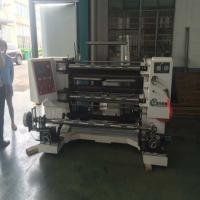 Wholesale 1300mm 4shafts Hot Sale BOPP Tape Slitting and Rewinding Machine from china suppliers