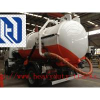 Wholesale 16M3 Sewage Suction Truck 6X4 EURO II Option 290HP / 336HP Left And Right Hand Drive from china suppliers