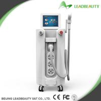 Wholesale Newest design verticle 808nm diode laser hair removal machine for salon use from china suppliers