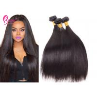 Buy cheap Straight Hair Bundles Indian 8A Weave Indien Non Remy Raw Weaving Extensions from wholesalers