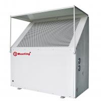 Wholesale Outdoor Domestic Air Source Heat Pump , Ground Source Heat Pump Compact Structure from china suppliers