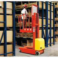 Wholesale 4.0 Ton Full-Electric Aerial Order Picker Stacker from china suppliers