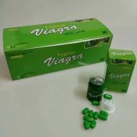 Wholesale Vegetle Viagra Natural Male Stamina Pills Rock Hard Long And Strong 10 Pcs /  Bottle from china suppliers