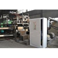 Customized Waste Paper Egg Tray Production Line , Paper Pulp Molding Machine