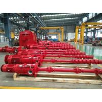 Wholesale UL FM NFPA20 Vertical Turbine Fire Pump 227M3/H 145PSI With XDD Motor from china suppliers
