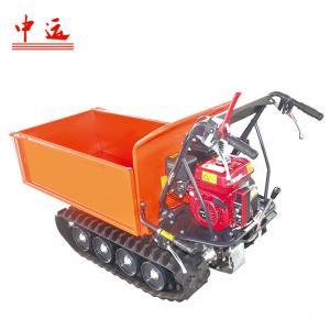 China new style mini farm hand  tractor and dumper ED500B mini dumper crawler on sale
