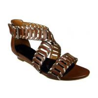 Wholesale Fashion Ladies Loop Gladiator Sandals from china suppliers