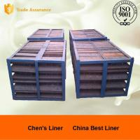 Wholesale Customized Mill Liners Pearlitic Cr-Mo Steel End Liners Dia 4m Hardness More than HRC33-43 from china suppliers