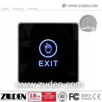 China Touch Screen Push Button Door Exit  Switch with No\Nc\COM Output on sale
