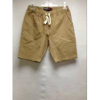 Wholesale Casual Style Mens Colored Chinos Twill Pants , Simple Design Mens Short Beach Pants from china suppliers