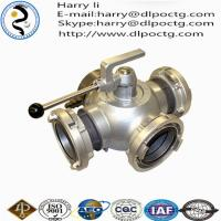Wholesale level handle forged brass ball gas Valves and fittings ball valvebutterfly valve1/16-24 butterfly auto butterfly valve from china suppliers