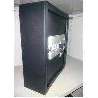 Wholesale Black Body Small Gun Safe Fireproof , Hidden Gun Safe Q235B Steel Easy Operation from china suppliers