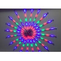 Wholesale 72 LED Meteor Programmable Christmas Lights Full Color Shower Rain Tube from china suppliers