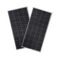 Wholesale Waterproof  Polycrystalline Solar Panel IP65 , Silicon Solar Pv ModuleBlack TPT from china suppliers